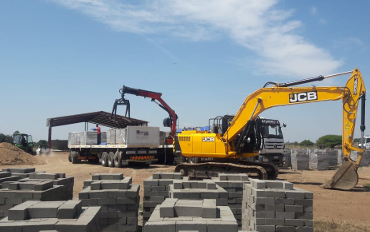 Concrete and Bricks in Polokwane,