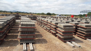 Concrete and Bricks in Polokwane